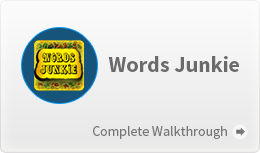 App42 iOS Words Junkie Sample